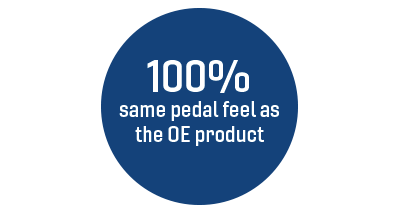 ADVICS Pedal Feel